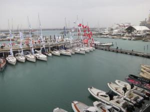 Salone Nautico Genova Terza Giornata
