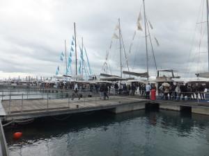 Salone Genova Quarta Giornata