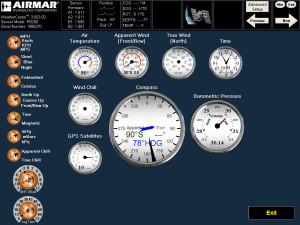 Airmar Weathercaster Software