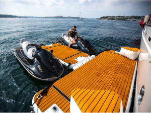 NautiBuoy Inflatable Platforms