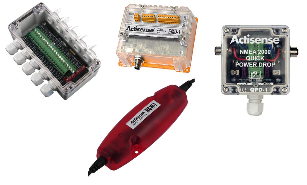 Prodotti Actisense Marine Electronics