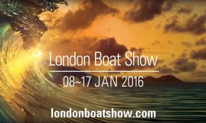 London Boat Show 2016