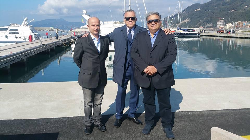 Alessandro Marcelli, Luciano Serra, Angelo Siclari, Assonat