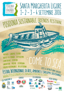 Locandina Posidonia Sustainable Friends Festival