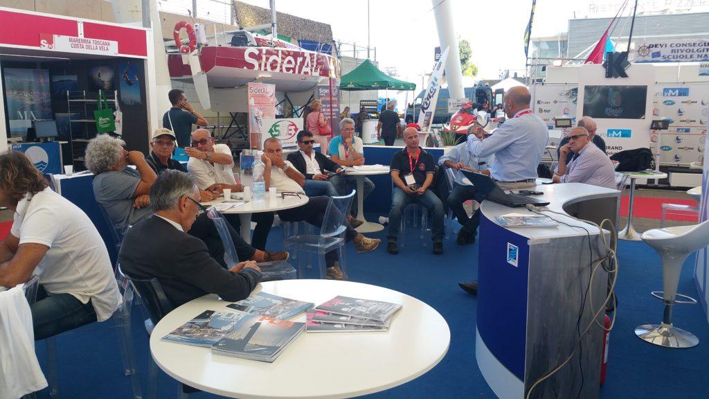 Conferenza Assonat Salone Nautico Genova