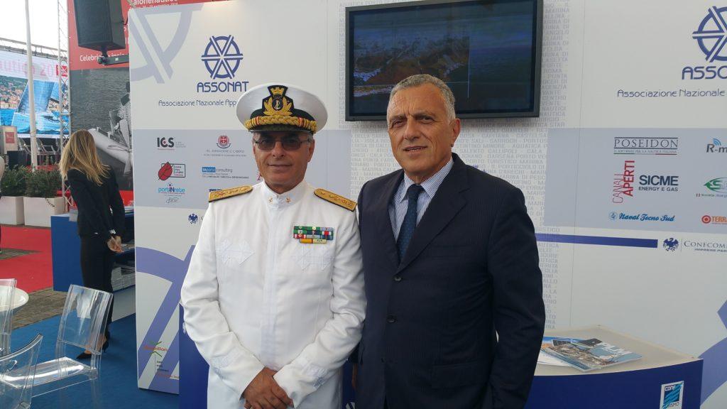 Conferenza Assonat Serra Ammiraglio Melone