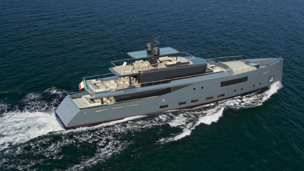 Baglietto 41m V-Line