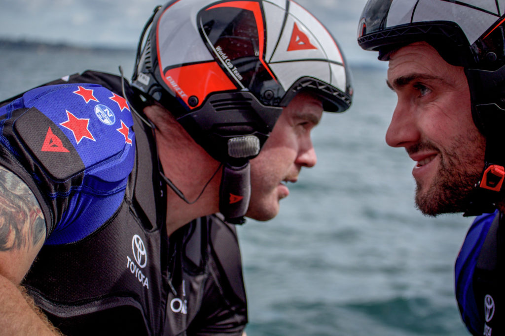 Dainese Team New Zealand