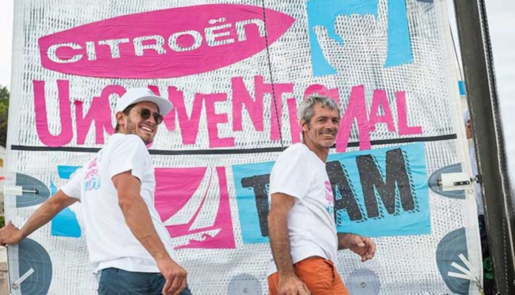 Citroen Unconventional Team Malingri