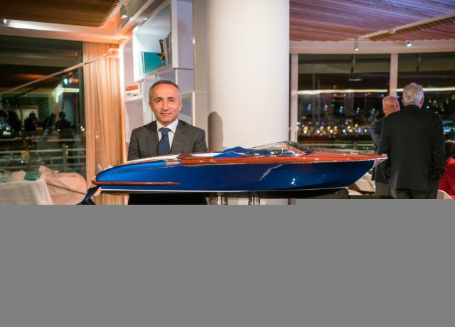 Aquariva Super Blue Wonderful Elton John Ferretti