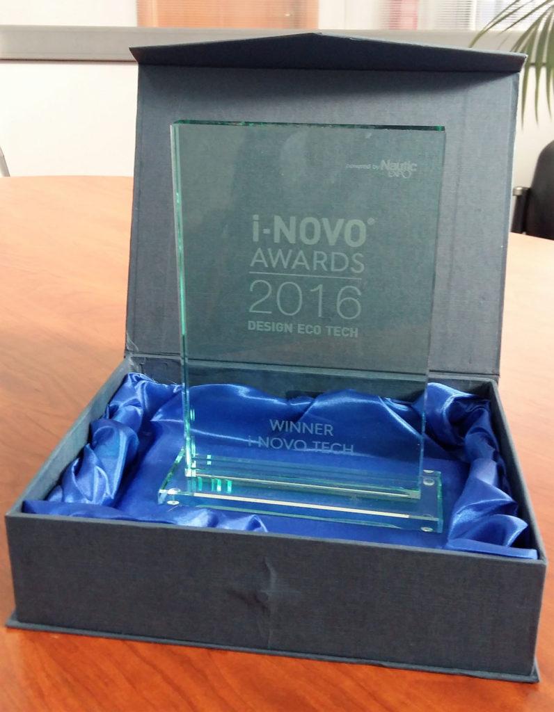 Premio i-Novo Tech Shenker