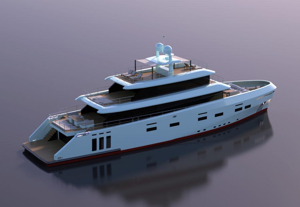 Floating Life CCN K40 M/y Kanga