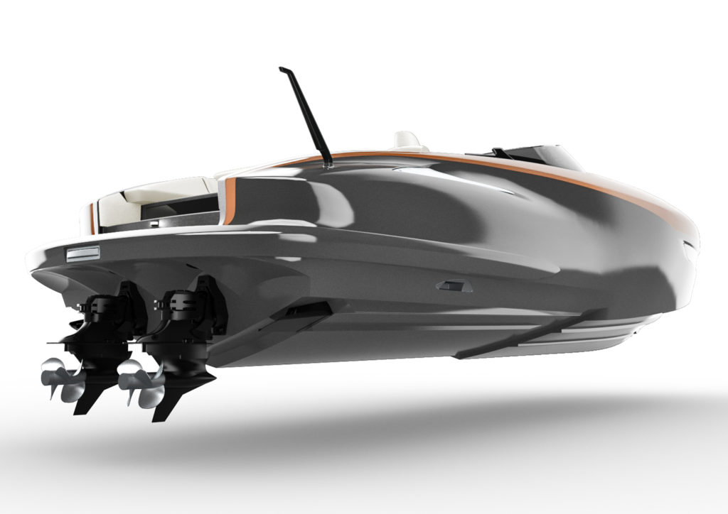Lexus Prototipo Yacht