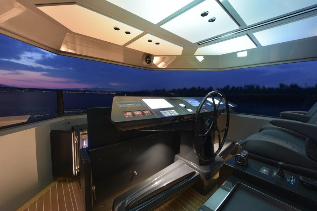 Arcadia A100 SkyDeck