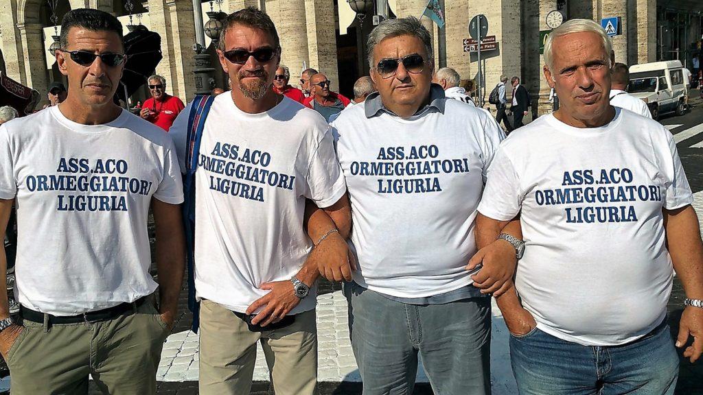 ACO Liguria Rappresentanti Regione Liguria