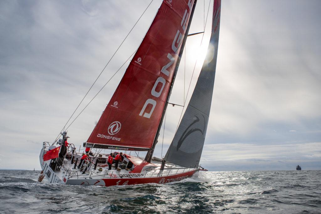 Volvo Ocean 65 Dongfeng Race Team