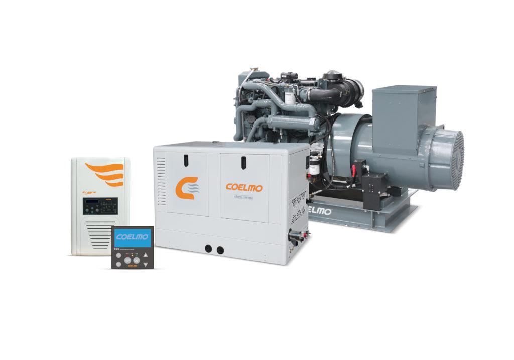 COELMO Integra Plus Gestione energetica bordo generatore