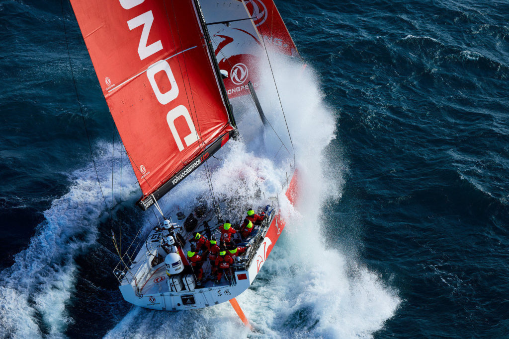 Dongfeng Race Team Volvo Ocean Race