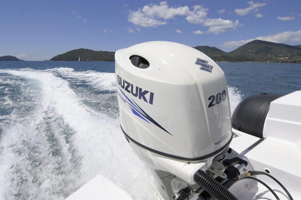 Ocean RIB Experience Suzuki DF200AP