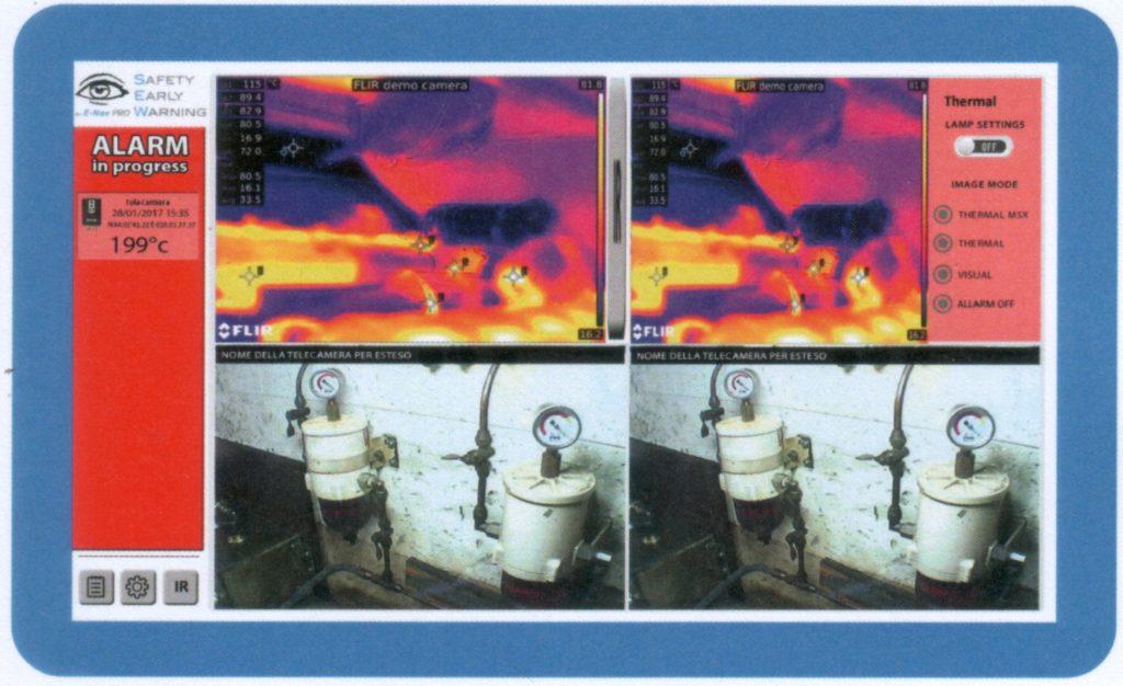 Enav Safety Early Warning Prevenzione Incendi a bordo