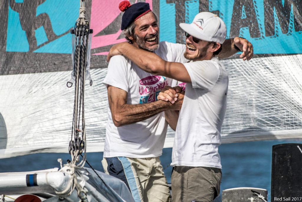 Vittorio Nico Malingri Dakar Guadalupa Feel Good