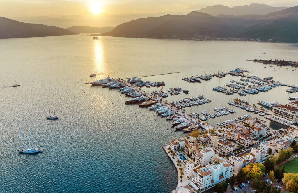 Porto Montenegro Seabin Project partnership pilota