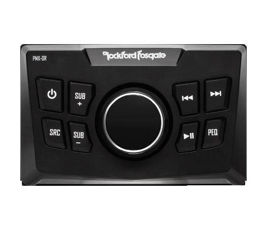 Rockford Fosgate PMX-0R remote control