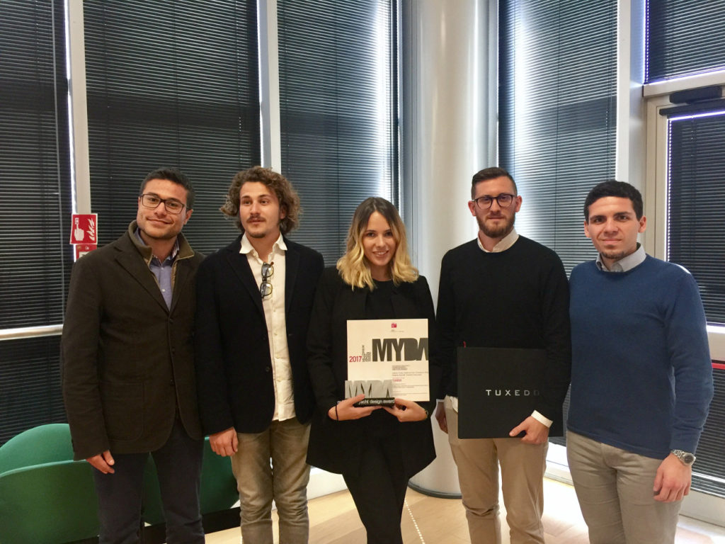 Seatec 2017 premio Myda vincitori