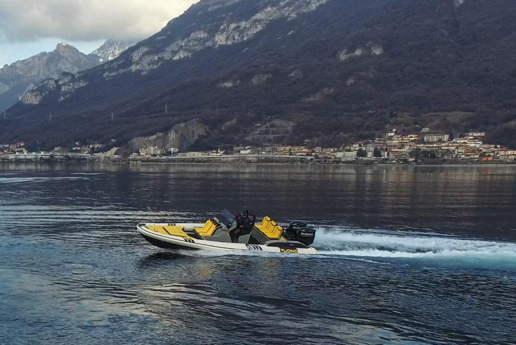 Avila Tuono Sukuki motore fuoribordo Montecarlo Venezia