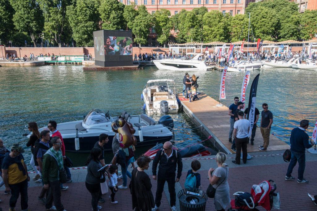 NavigaMI 2017 festa della nautica centro Milano darsena