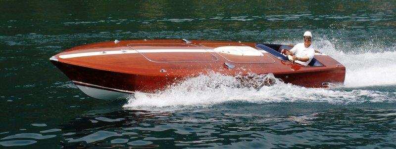 ASDEC Motorboat