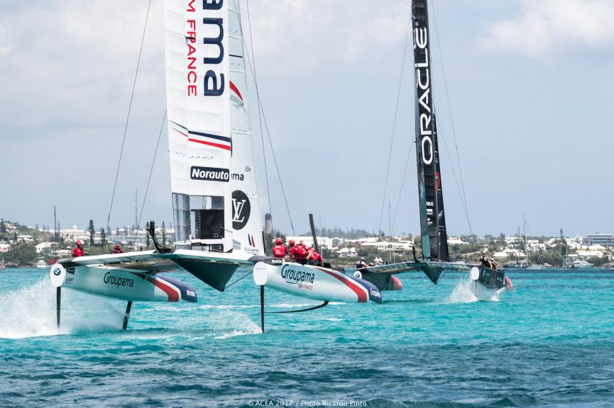 Coppa America Vela Bermuda