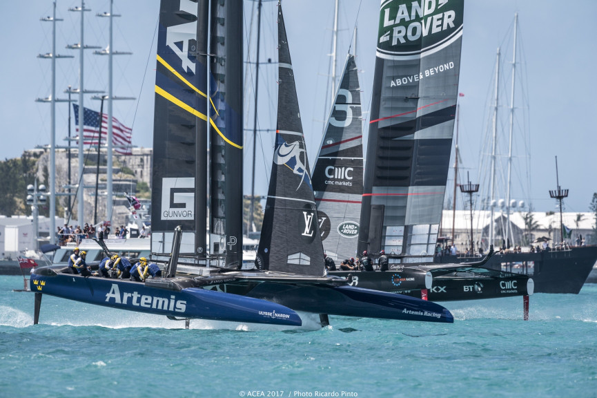 35 America's Cup