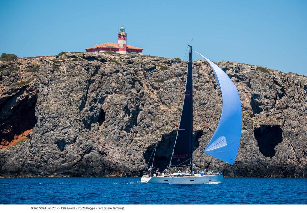 Grand Soleil Cup 2017 Cala Galera
