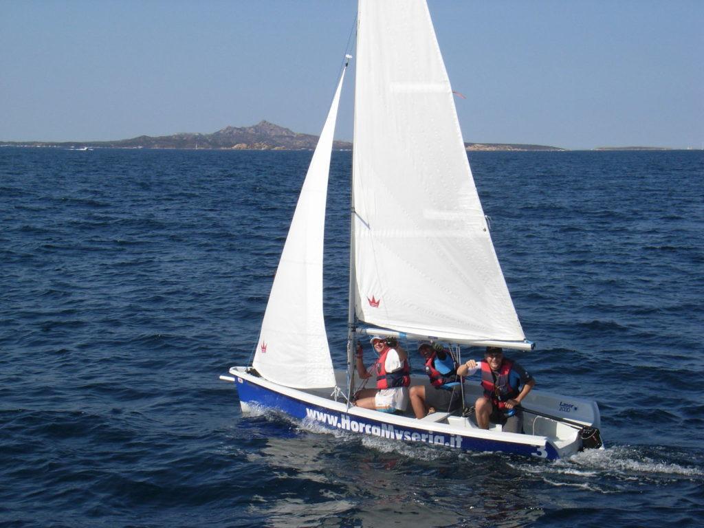 Corsi Vela Sardegna Horca Myseria