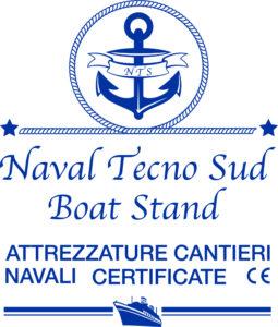 Logo NavalTecnoSud attrezzature per cantieri nautici