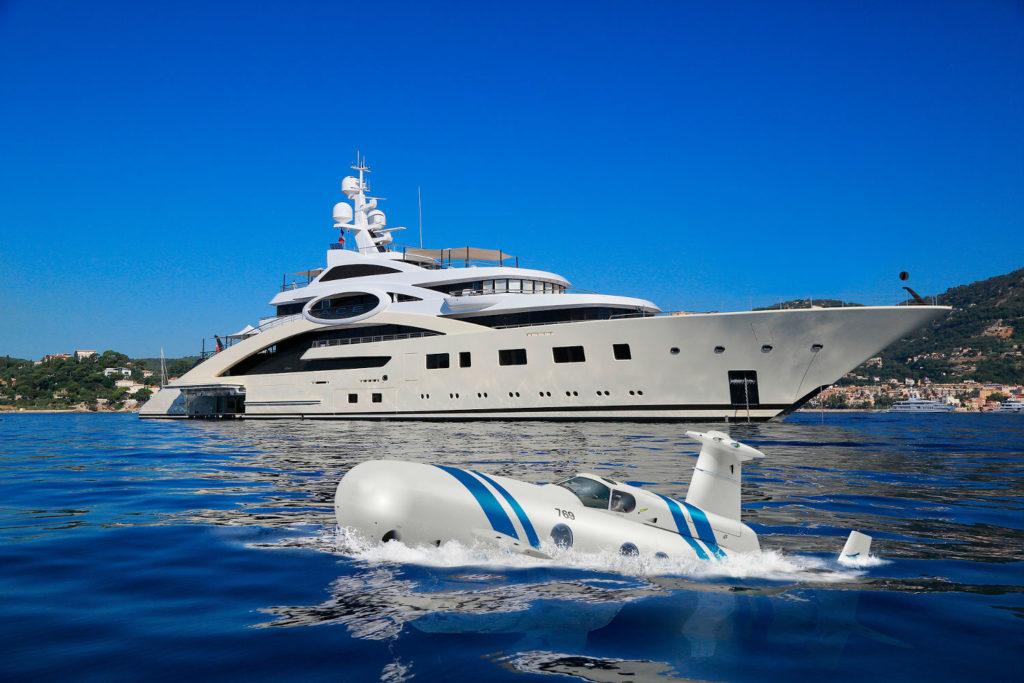 Neyk Submarine Luxury