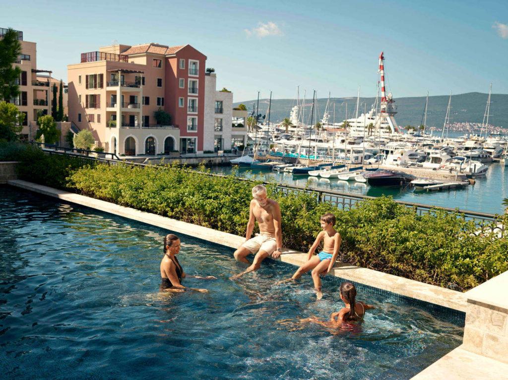 Porto Montenegro Gigayachts 250 metri