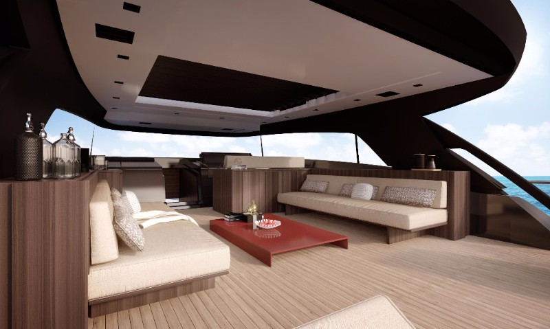 Sanlorenzo SX88 Crossover Yacht
