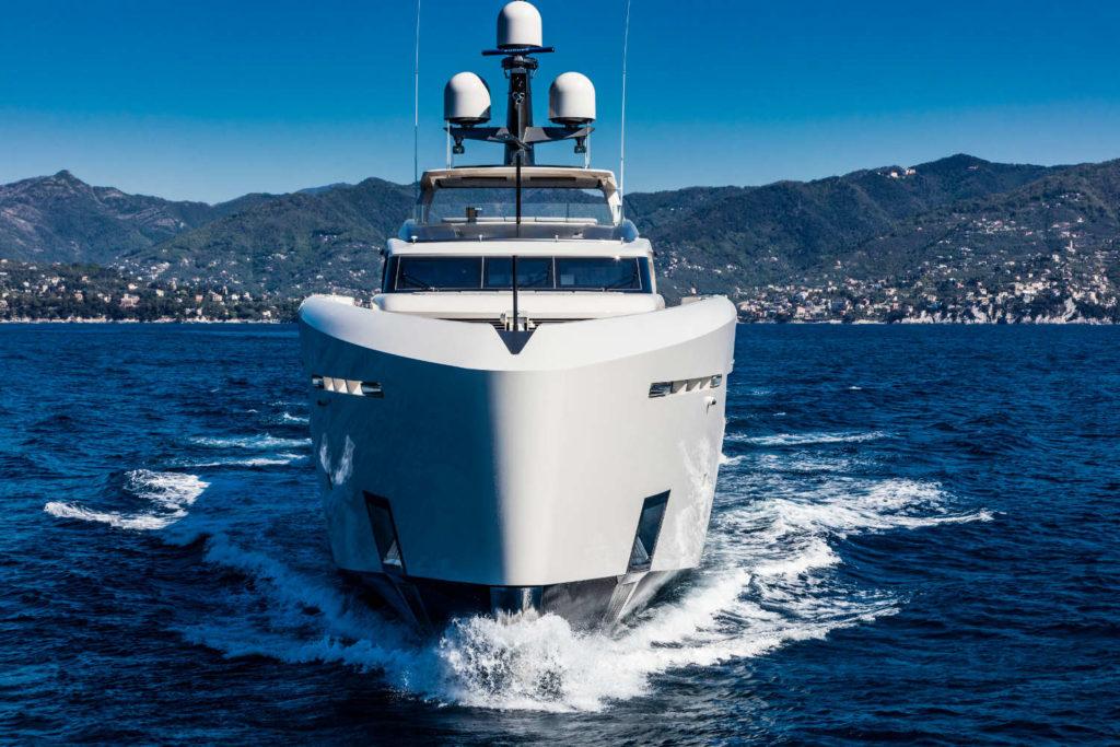 Yankoa Larusmiani Montenapoleone Yacht Club 2017