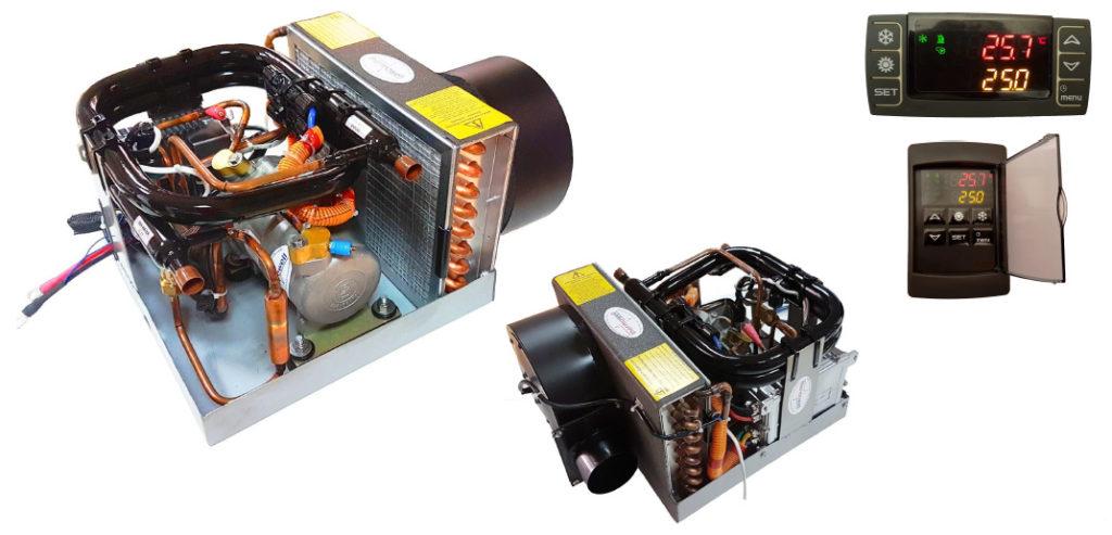Airjet12 condizionatori nautici Thermowell