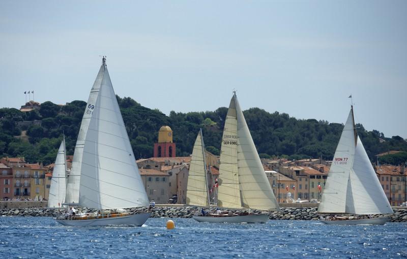 Trofeo Bailli de Suffren Vele d'epoca Saint-Tropez-Malta