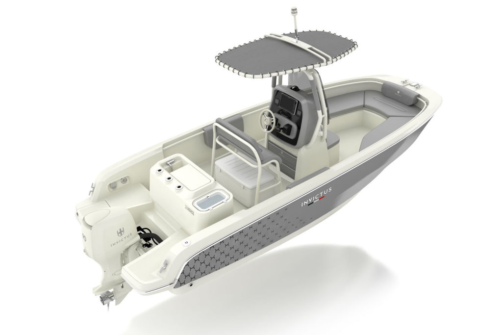Invictus 200HX Yacht Cannes Yachting Festival