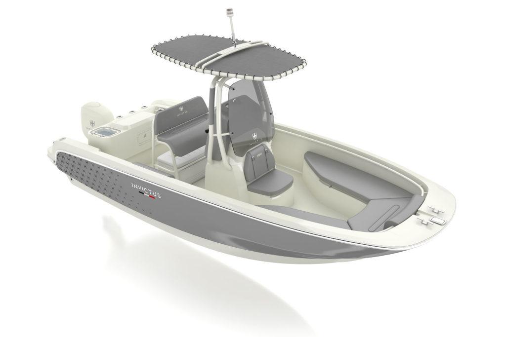 Invictus 200HX Yacht Festival Cannes