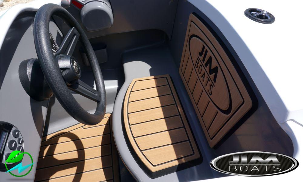 Jim Boats 6.5 mini barca sedile