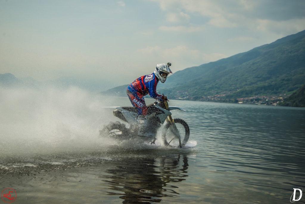Luca Colombo Moto Cross Record del mondo