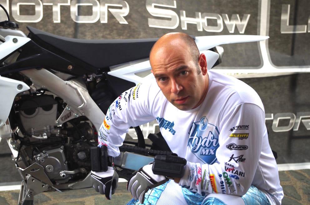 Luca Colombo Moto Cross Kingii