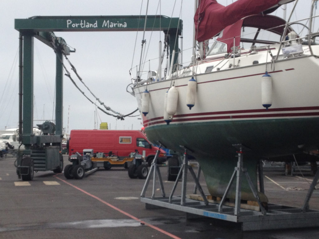 Naval Tecno Sud Portland Tacco