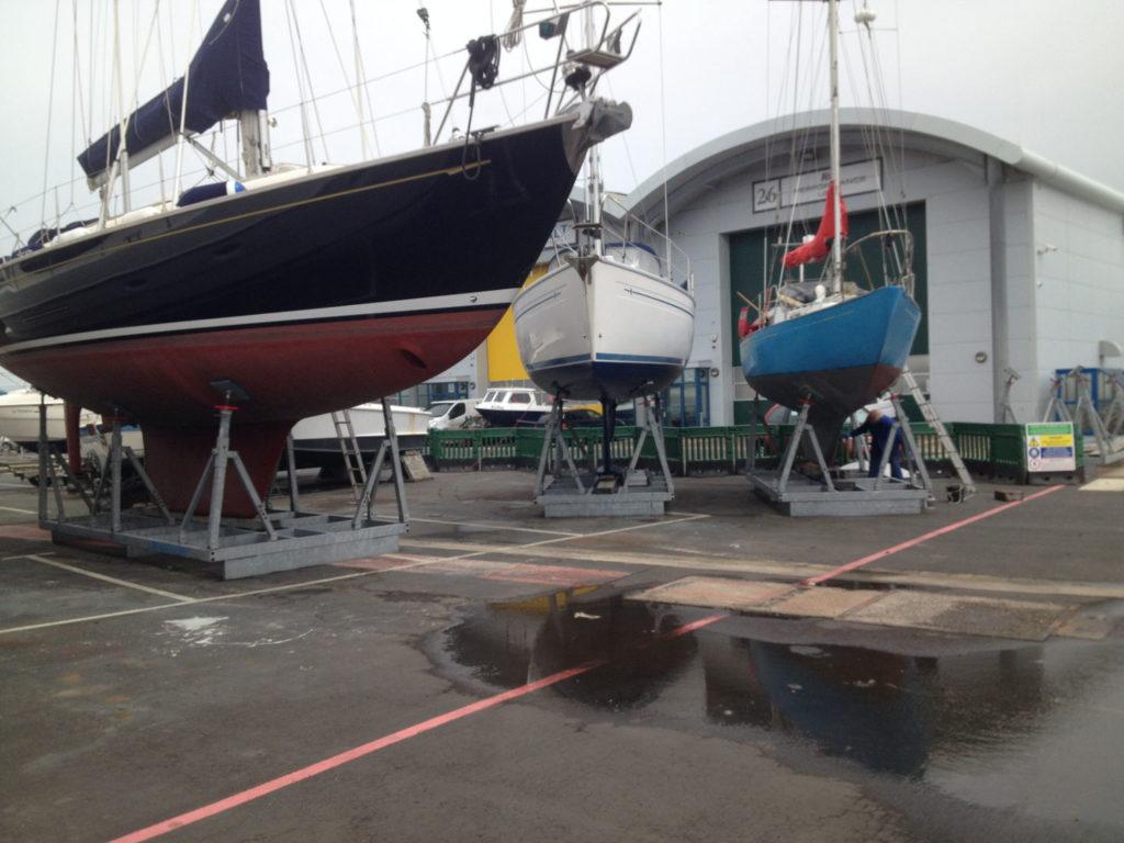 Naval Tecno Sud Portland Sella barche a vela