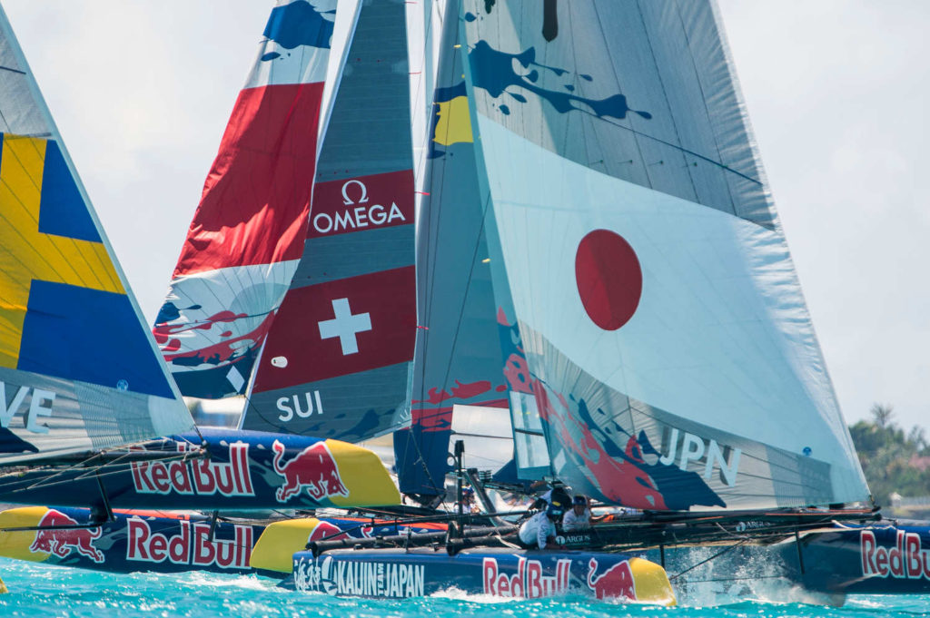 Red Bull Youth America's Cup Bermuda